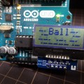 SwitchScienceのI2C接続小型LCDディスプレイを使ってみる Part2