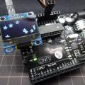 I2C 128×64 OLEDディスプレイをArduinoで使う