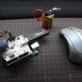 USB HostシールドでArduinoをマウス操作