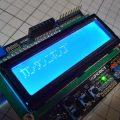 ArduinoのスケッチでLCD出力等のカタカナ文字列を簡単に記述する