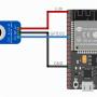 ESP32とMAX4466マイク入力の波形表示