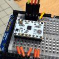 低電圧で動くステッピングモータードライバーSTSPIN220