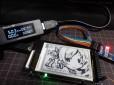 Arduino用電子ペーパーシールドと2.7インチディスプレイ 応用編 ~RTCやGPSと組み合わせ時計を作る~