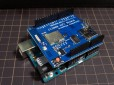 Arduino用WiFiシールドで無線LAN通信と簡易Webサーバー